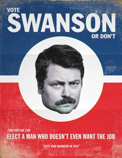 Ron-Swanson-poster